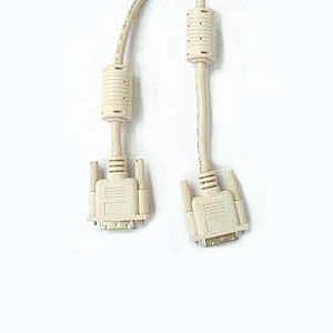 DVI 24P M/M MOLD TYPE CABLE