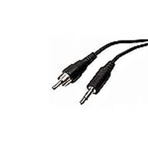 Cable, RCA to 3.5mm, 6