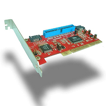 SATA RAID  2 Port  IDE  Host  Adapter