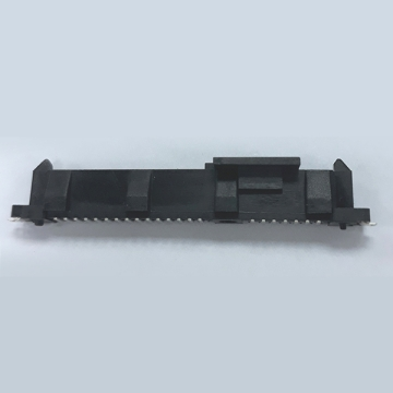 SATA 22P Combo Plug Vertical Low-Profile RIB, SMT Type